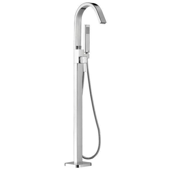QP201 Planck Floorstanding Bath Shower Mixer