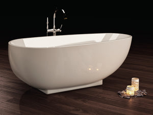 Royce Morgan Seaton Freestanding Flat Top Bath 1680 x 770mm