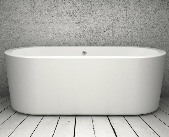 CE11020 Charlotte Edwards Strand 1500mm Small Freestanding Bath