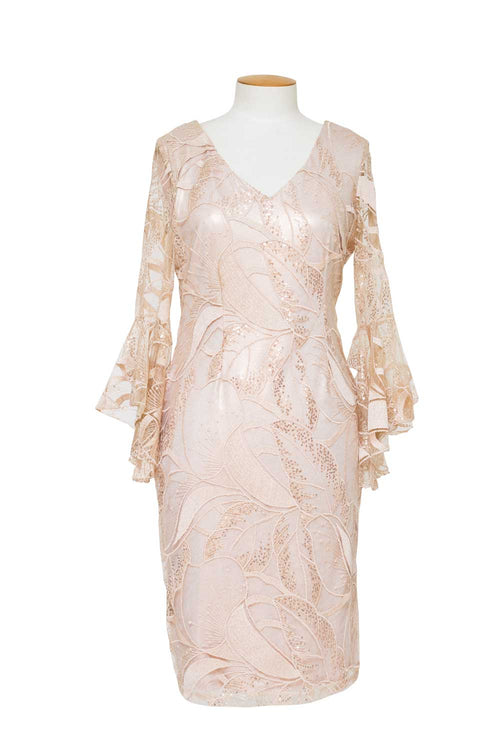 lyman-nude-sequin-dress