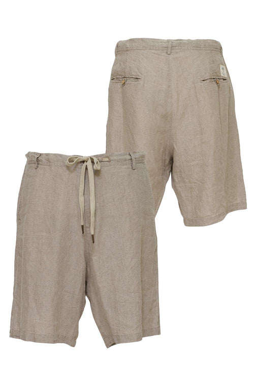 True North - TN165 Mens Bahama Shorts Natural