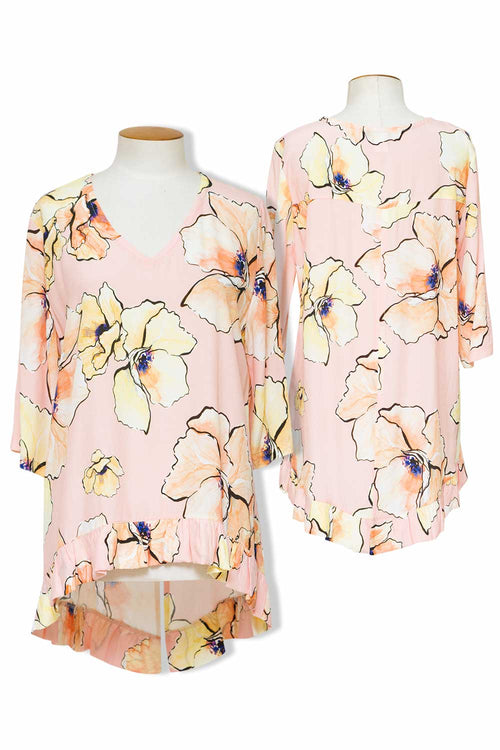 cashews-paris-ruffle-split-top