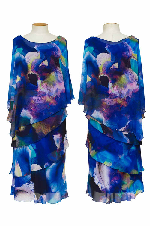 layla-jones-jesse-harper-cape-dress-wild-orchid