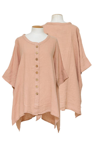 Brave & True - BT2508 Claudia Overshirt