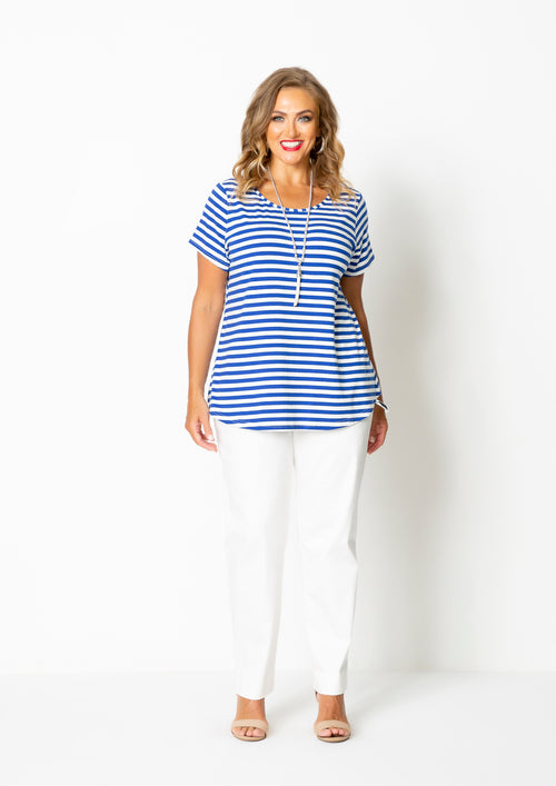 Swish - 70045 Stripe Tee