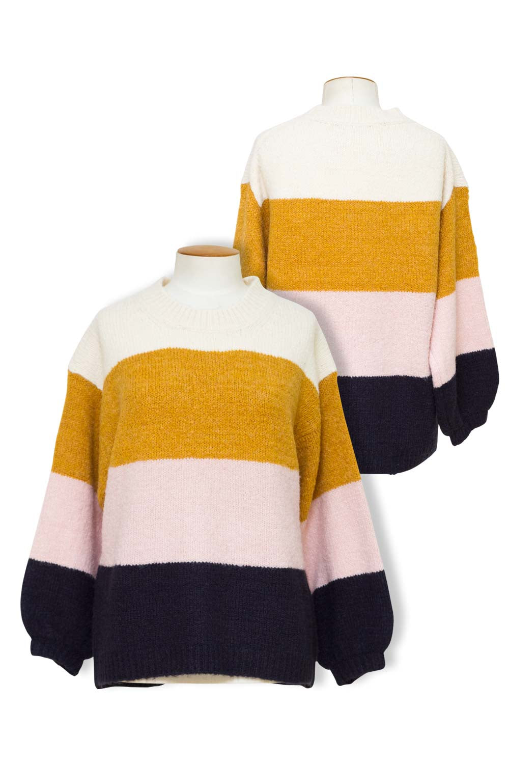 berlin-oversize-colour-block-jumper