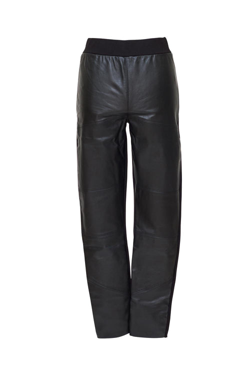 sabatini+-leather-pant