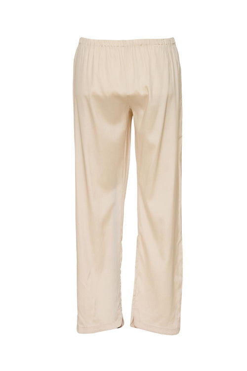 Berlin - B1109 French Seam Silk Pant