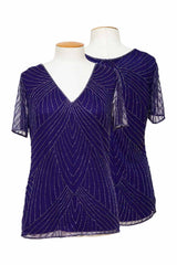 Layla Jones / Jesse Harper (LJ0246/JH0295) - Beaded Top