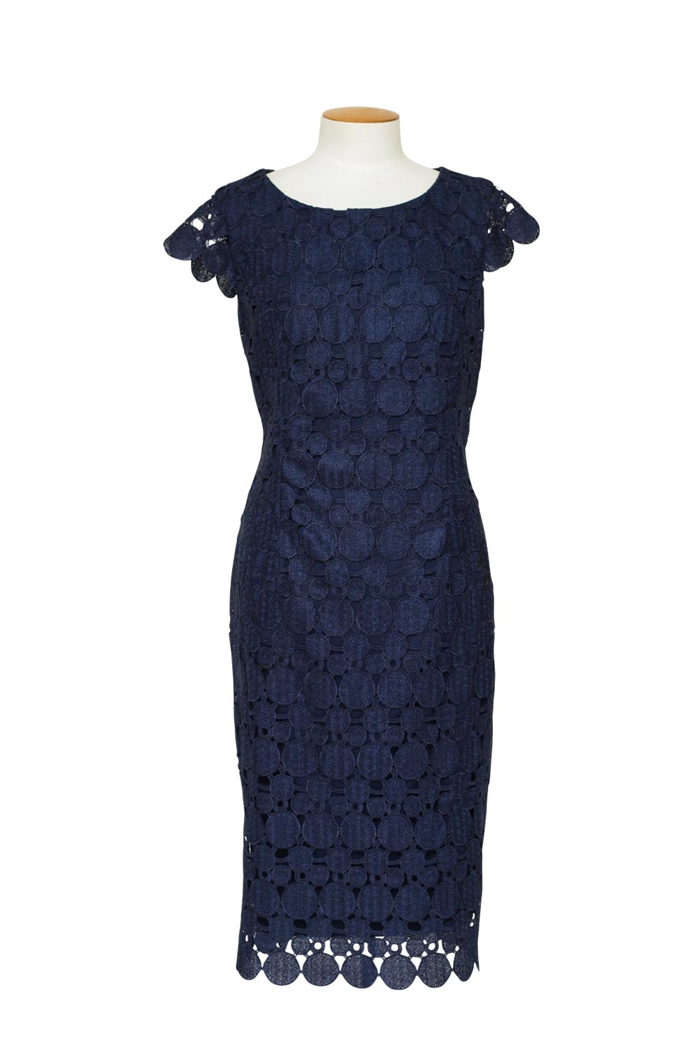 Layla Jones / Jesse Harper LJ0160/JH0194 - Lace Dress with Jacket
