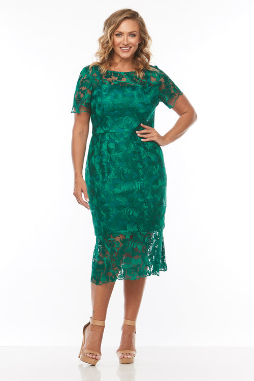 Layla Jones / Jesse Harper (LJ0259/JH0289) Lace Dress