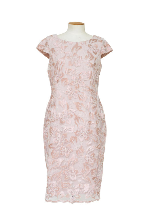 Layla Jones / Jesse Harper (LJ0340) - Lace Dress with Jacket
