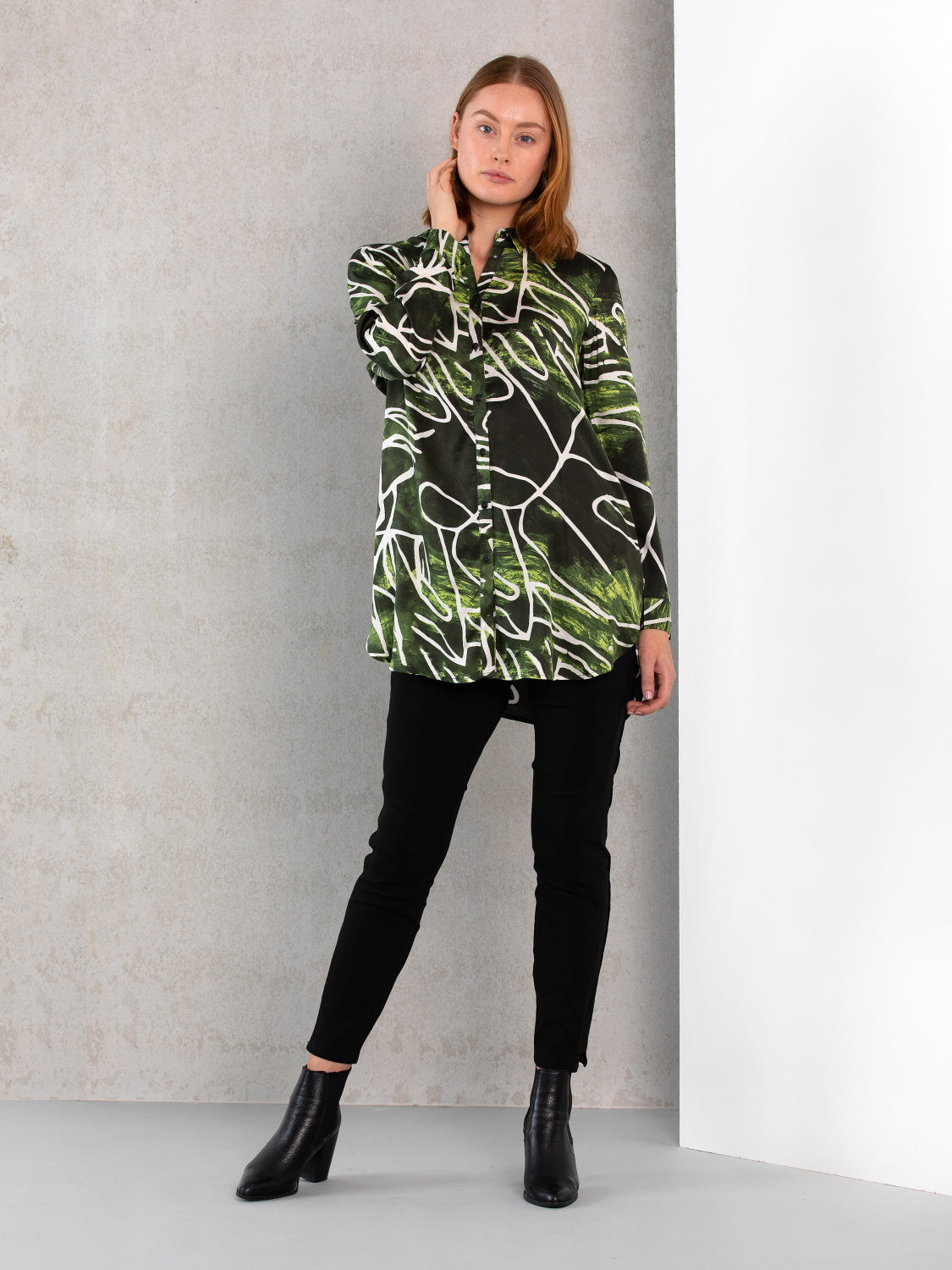 Marco Polo - YTMW04272 Alpine Shirt