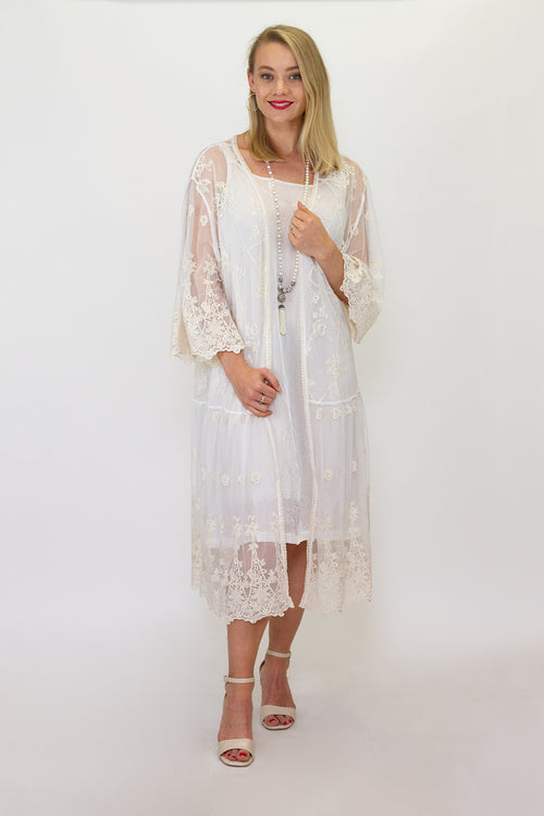 Angel Lace - 160746 Grace Lace Cardigan