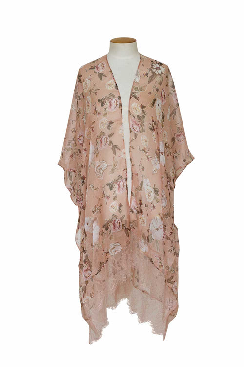 Miss Rose Sister Violet - Angelica Kimono