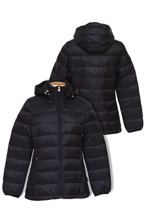 Moke - W20-027 Lynn Packdown Jacket