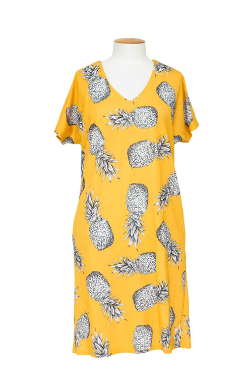 Pineapple-Dress