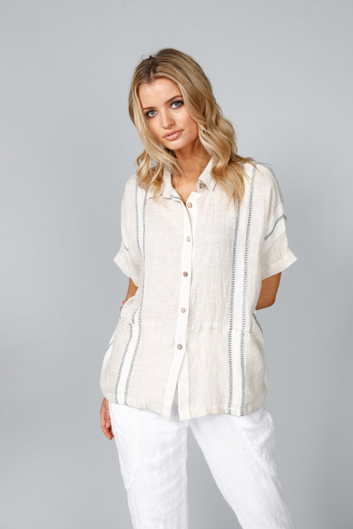 Shanty - SH1003-4 Mandalay Shirt