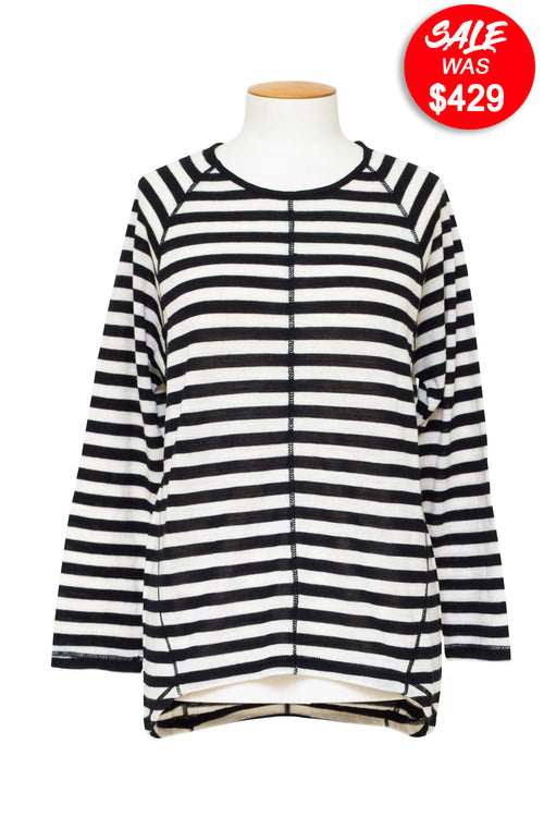 SABATINI + - 78003 Stripe Sweater