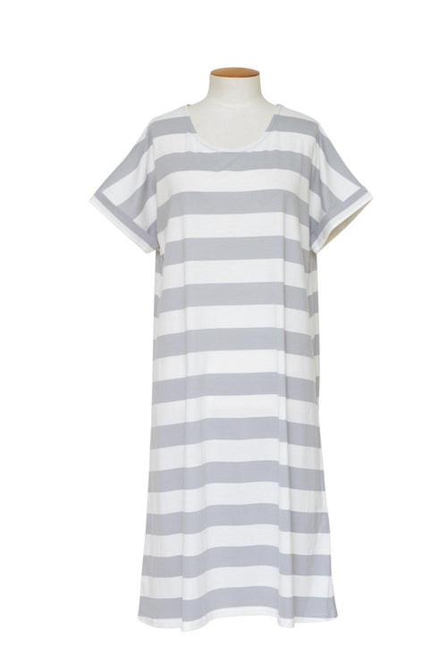 Tirelli - 20A2036 Relaxed Jersey Dress