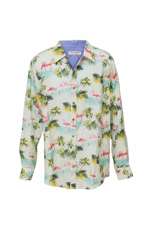 True North - TN173 Mens Flamingo Shirt