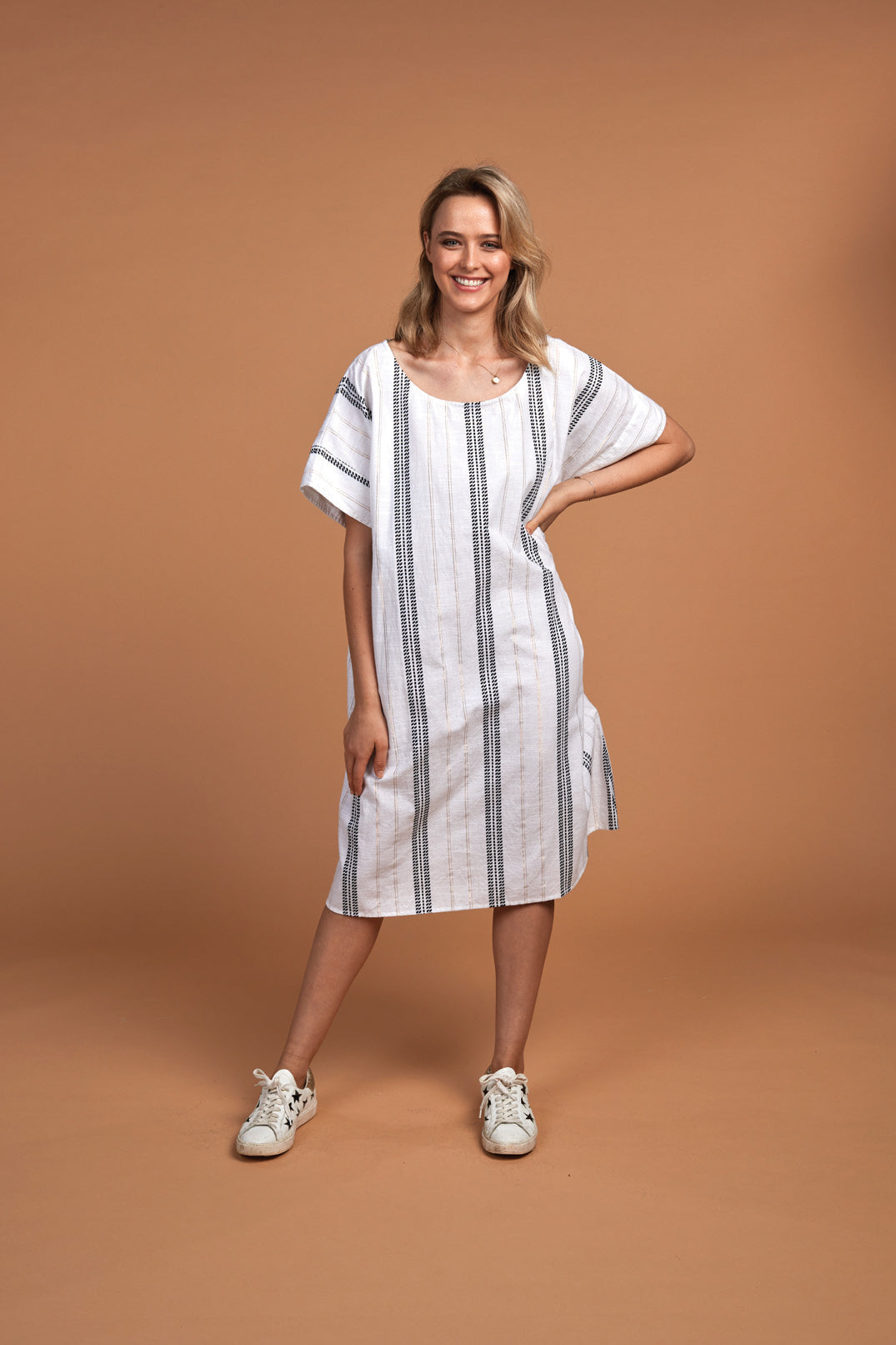 Naudic - N2084A Kailey Dress