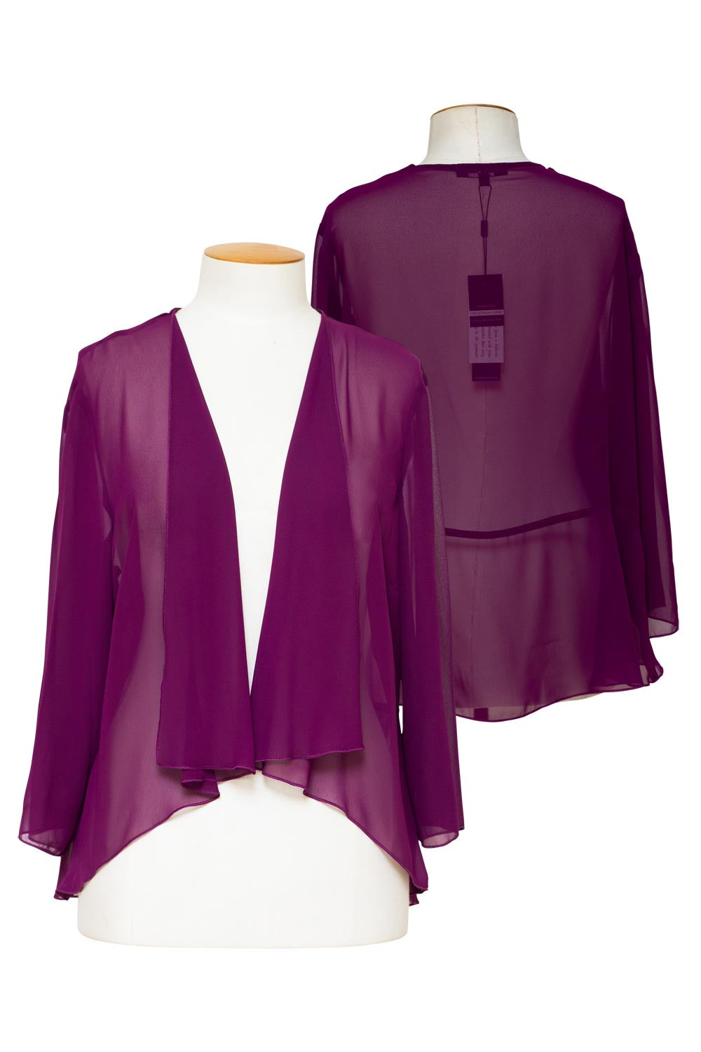 layla-jones-jesse-harper-calvin-klein-chiffon-jacket-with-peplum