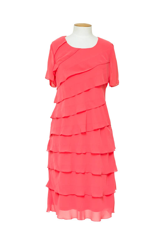 layla-jones-short-sleeve-chiffon-layer-dress