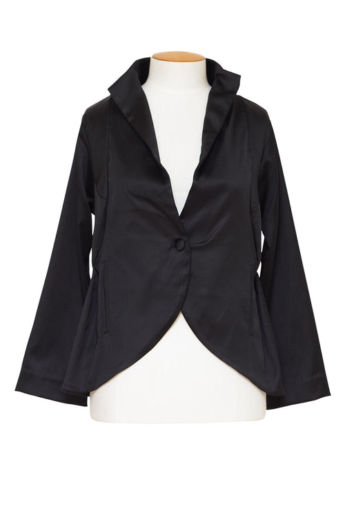 Megan S - Satin Libertine Jacket m5008