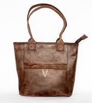 The Kudu Leather Handbag