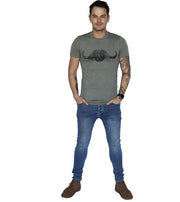 The Buffalo Men's T Shirt