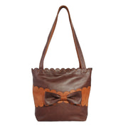The Daisy Leather Handbag