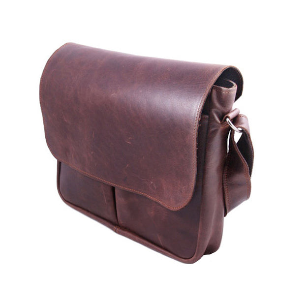 The Sable Executive Leather Laptop Bag