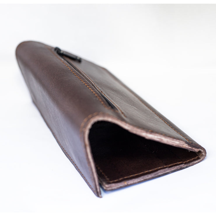 The Tulip Leather Purse