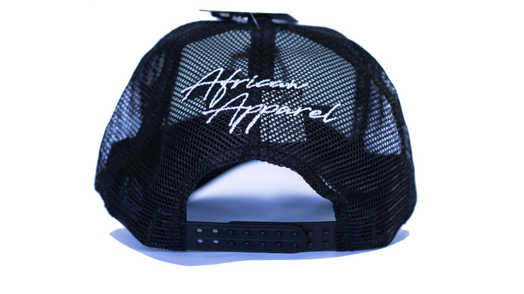 African Apparel Trucker Cap