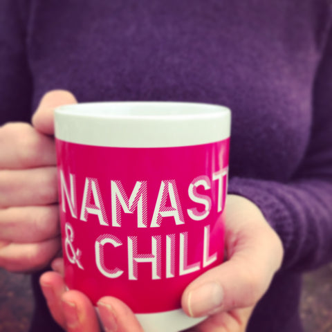 30% off! Namastea & Chill Mug