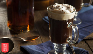 Caffè dal mondo: Irish Coffee