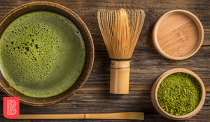 Tè Matcha: differenze tè classico