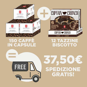 Bundle Maestrale + Cuptain Crunch