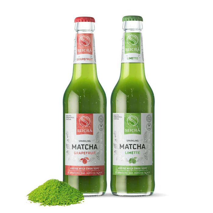 Seicha Matcha Drink Assortito