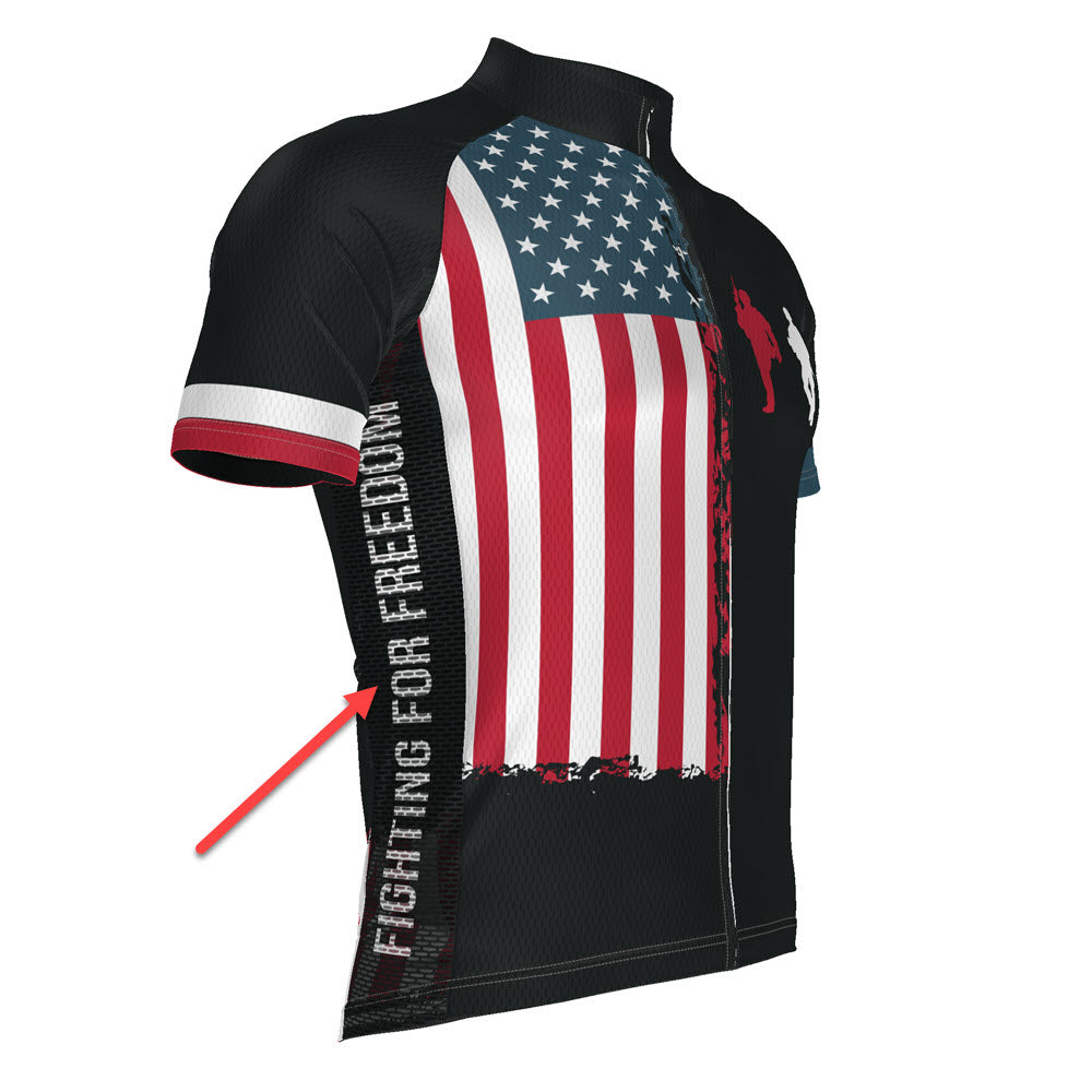Fighting For Freedom Jersey