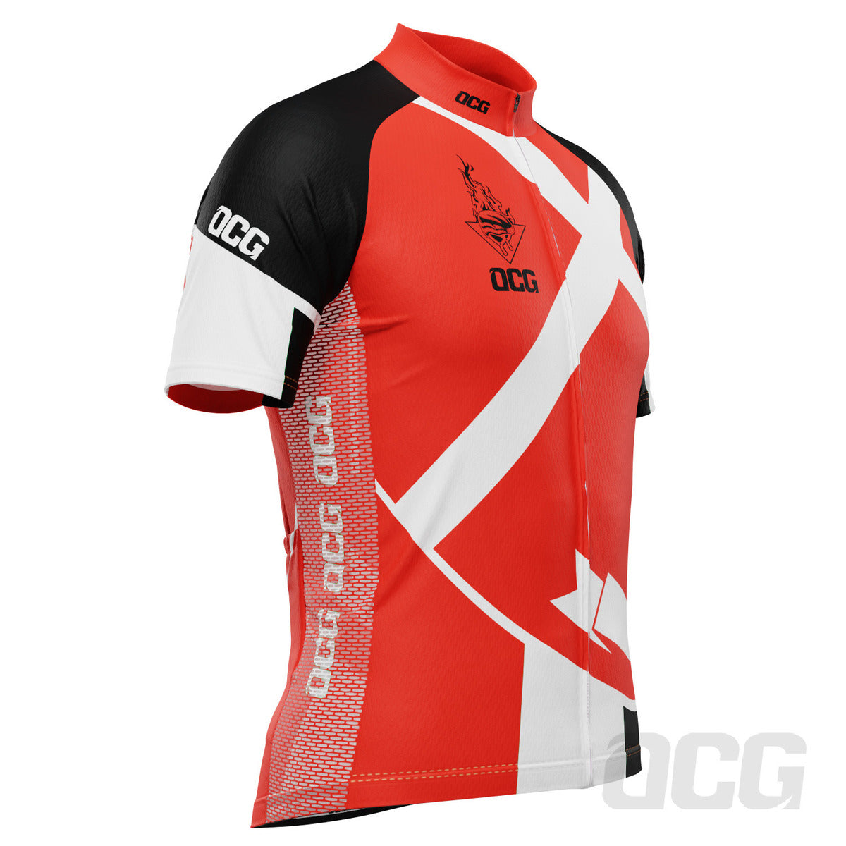 Men's Marching In Short Sleeve Cycling Jersey