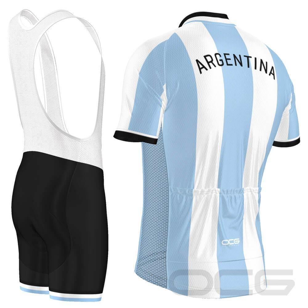 Argentina Flag National Pro Cycling Kit-OCG Originals-Online Cycling Gear Australia