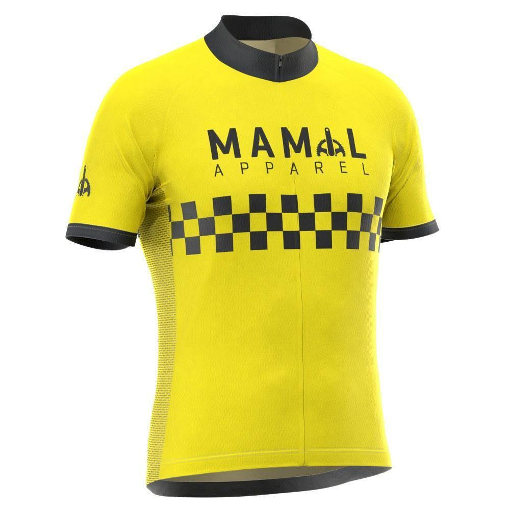MAMIL Apparel 1977 Tour de France Yellow Jersey-MAMIL Apparel-Online Cycling Gear Australia