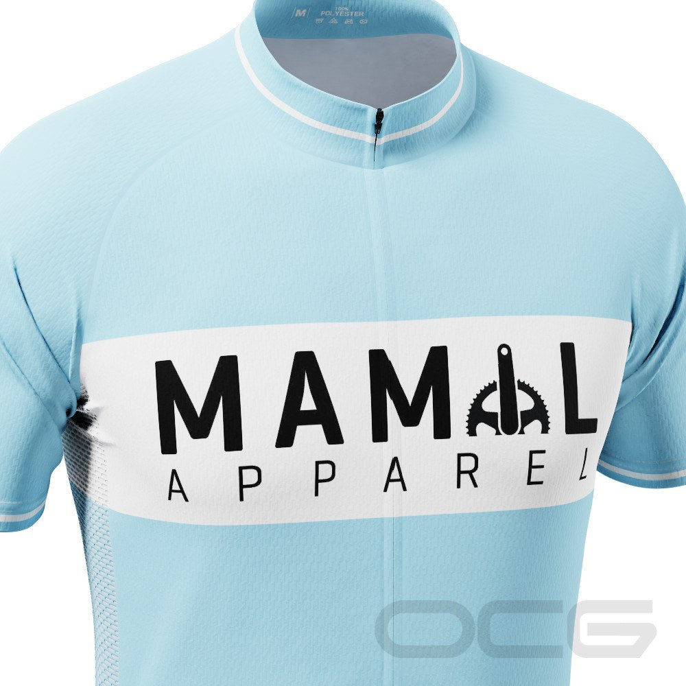 The Fausto MAMIL Apparel Men's Cycling Jersey