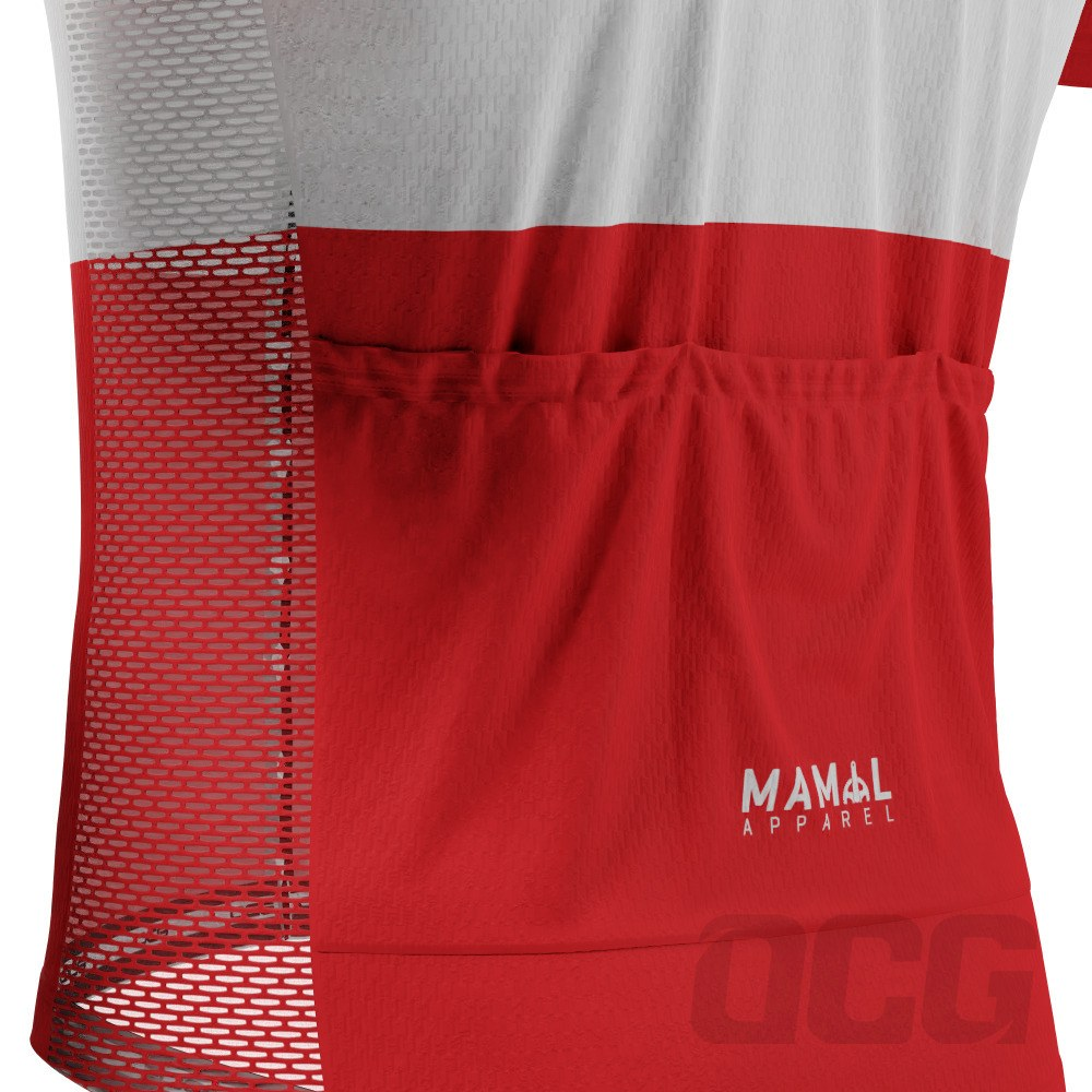 Men's The Franco MAMIL Apparel Italia Short Sleeve Cycling Kit