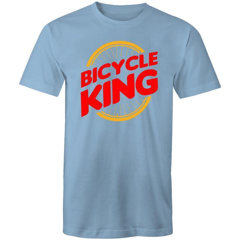 Men's Bicycle King Cycling T-Shirt-Ogo Merch-Online Cycling Gear Australia