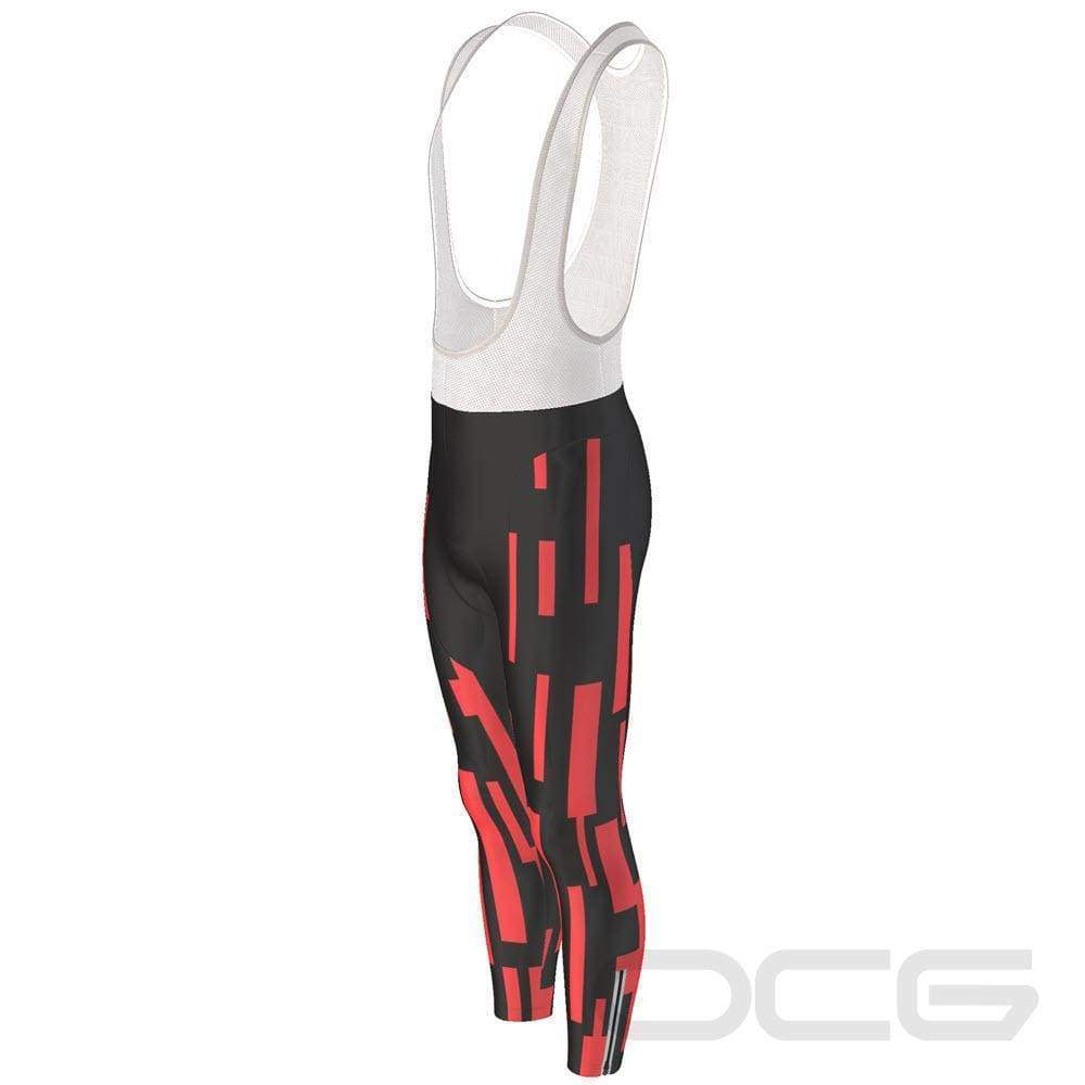 Men's High Road Full-Length Cycling Bib Tights-Online Cycling Gear Australia-Online Cycling Gear Australia