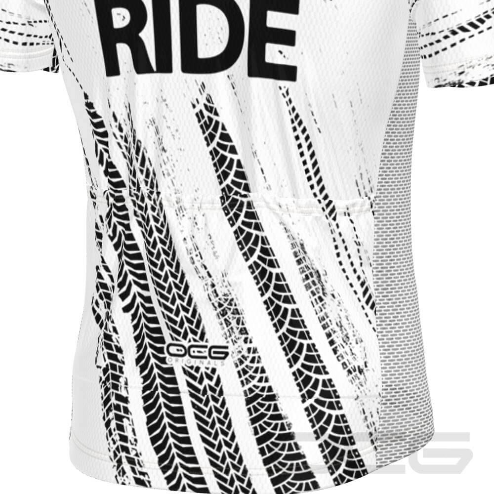 Men's Live Love Ride Short Sleeve Cycling Jersey-OCG Originals-Online Cycling Gear Australia
