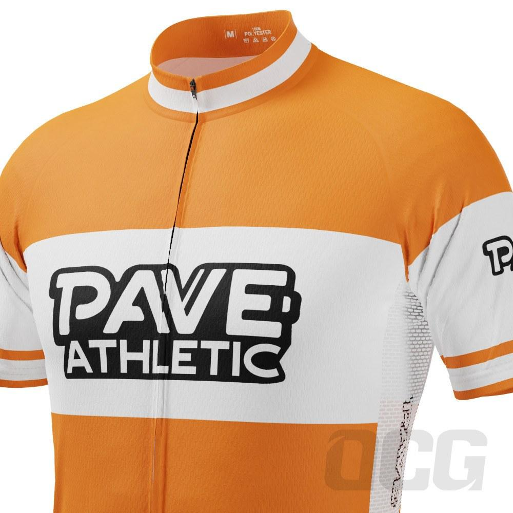 PAVE Athletic Retro Scribe Short Sleeve Cycling Jersey